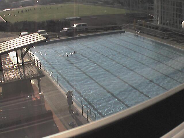 Webkamera Zlín bazén